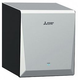 Mitsubishi Electric Jet Towel Smart Hand Dryer (silver) JT-S2AP-S-NE