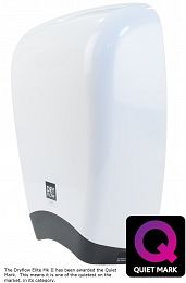 Dryflow Elite MK 2 Hand Dryer (white)
