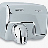 Mediclinic Autobeam Polished Chrome hand dryer