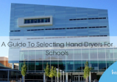 Image of a modern school