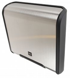 Dryflow Elite Hand Dryer (brushed satin)